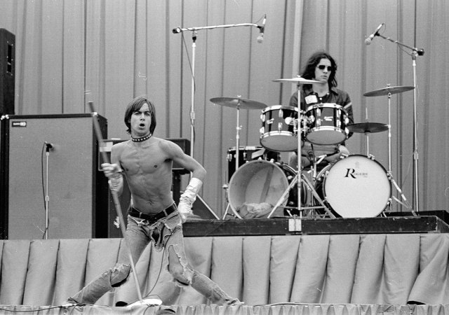 The Stooges - Último show