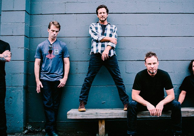 Pearl Jam estrena Get It Back