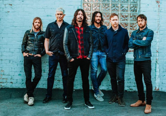 Foo Fighters estrena Waiting on a War