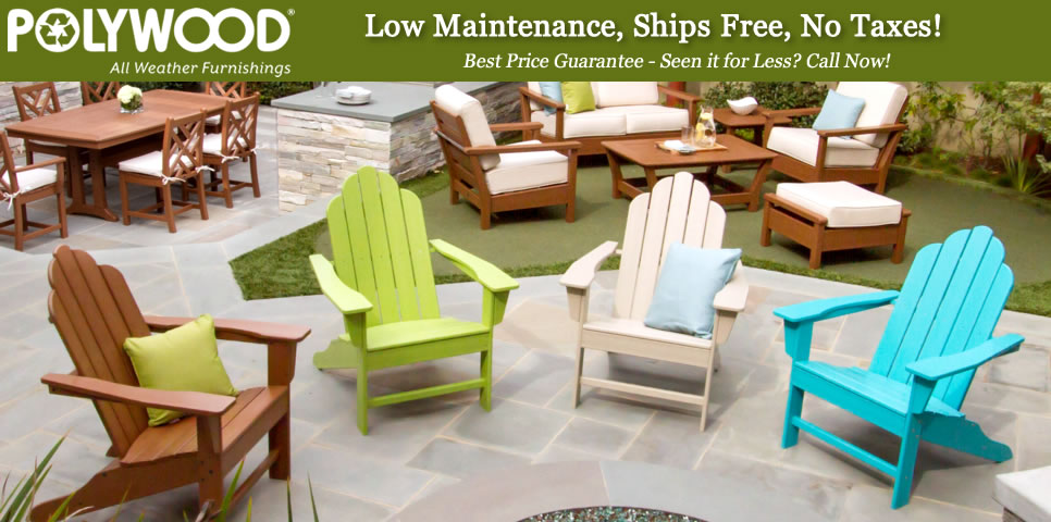 polywood outdoor furniture