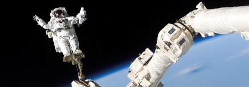 How to astronauts vote?