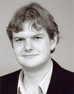 Priit Vinkel, Büroleiter der zentralen Wahlkommission von Estland.