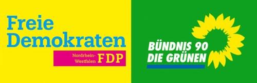 Online-Mitgliederentscheid der FDP NRW und Schleswig Holstein und der Grünen Schleswig Holstein mit Polyas
