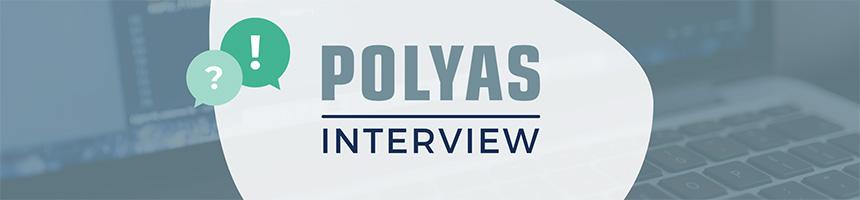 POLYAS founder Kai Reinhard