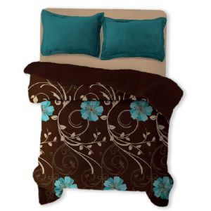 Cobertor Terlet Soft Winter Burdeos