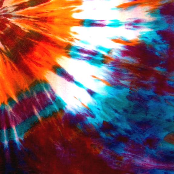 tie dyed fabric shibori