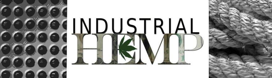 Industrial Hemp logo