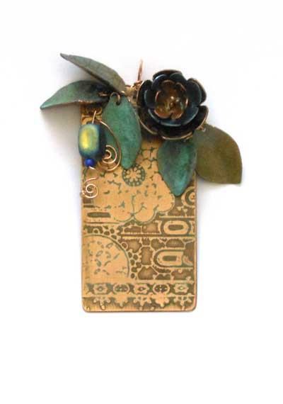 first-flower-pendant