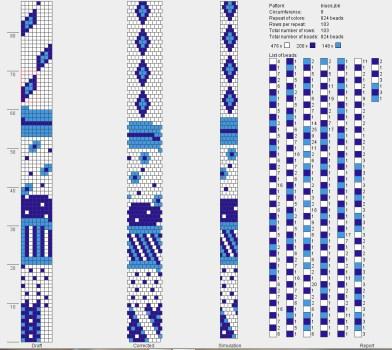 bead crochet pattern