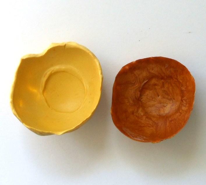 liquid clay wig cap after baking