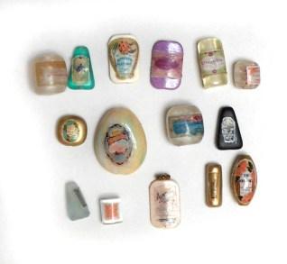 miniature lables for bottles