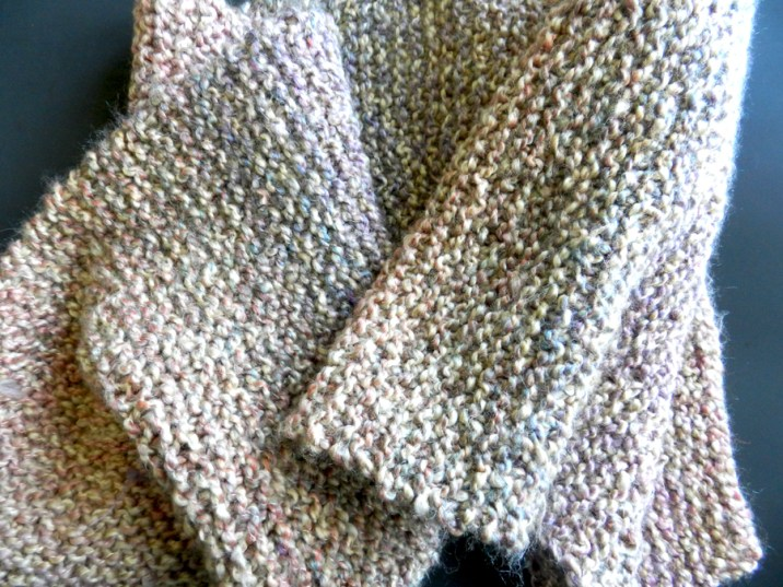 plain knitting