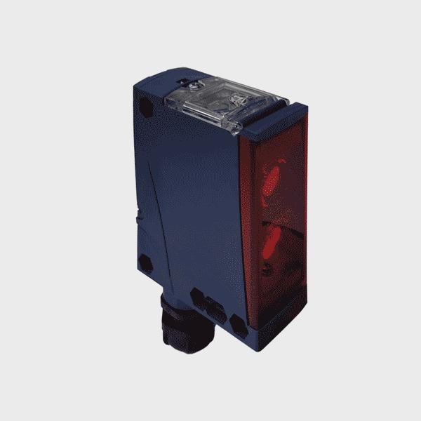 Fotocellula lettura altezza bancale colli neri Polycomm