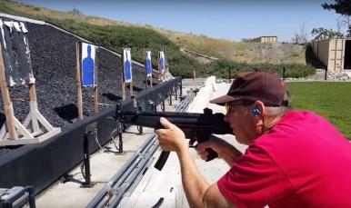 9mm MP5 screen capture