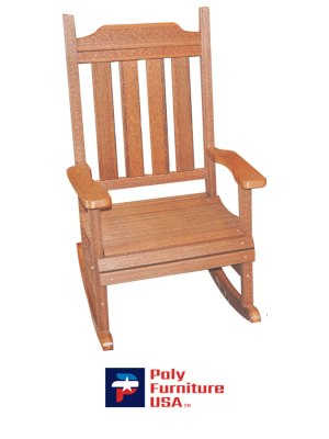 English Rocking Chair
