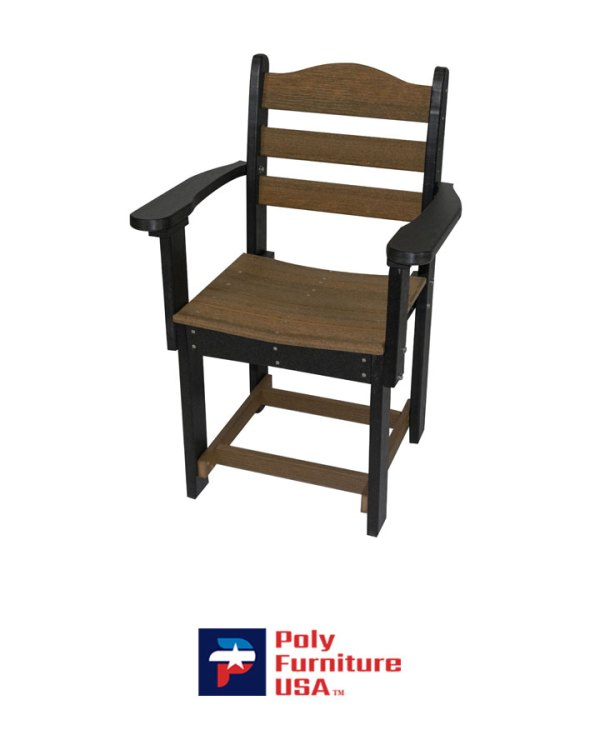 English Dining Chair With Arms