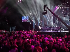 Melodi Grand Prix 2018 - a major part of living my Norwegian learning dream!