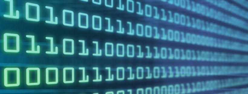 Programming in binary code