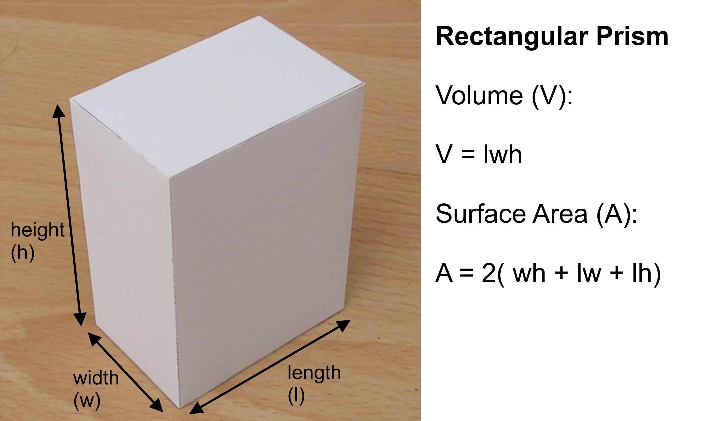 Paper Rectangular Prism