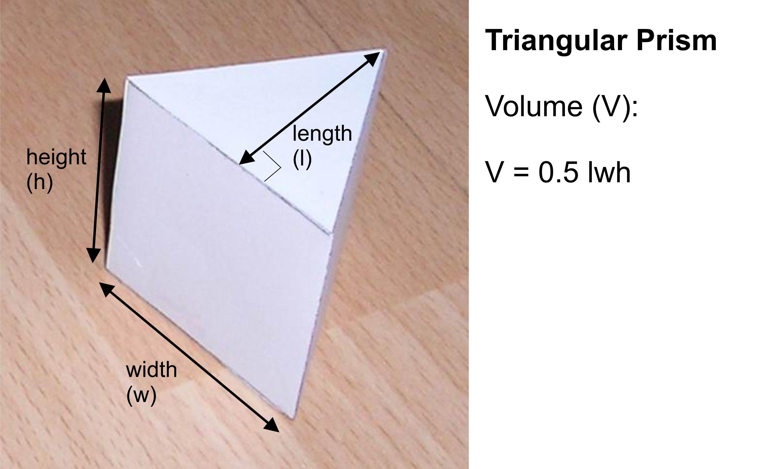 Magic Triangular Prism Net Printable