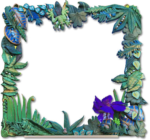 Dilday\'s Tropical Setting – Polymer Clay Daily