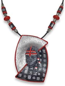 Dianne Quarles' cameos celebrate Black women on PolymerClayDaily.com