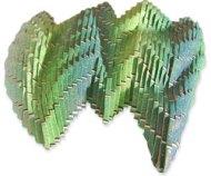Jana Roberts Benzon's 3D bargello