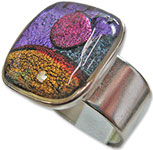 Chandler's resin and polymer ring