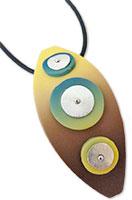 Fleichtinger's pendant in Skinner Blended polymer
