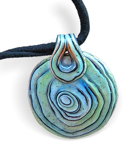 Patricia Roberts-Thompson reinvents the wheel on PolymerClayDaily.com