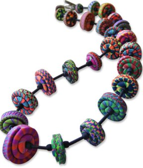Wallace stacker beads