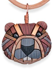 Linda Webb's groundhog predicts six more weeks in the studio on PolymerClayDaily.com