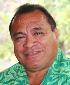 Steve Laulu, Islands Director