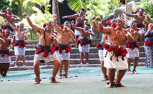 Kapolei High, PCC 2017 We Are Samoa Festival