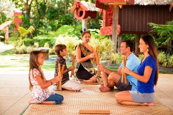 Tititorea is a Maori game that teaches hand/eye coordination