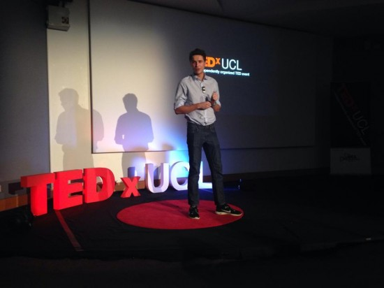 TEDxUCL Letters