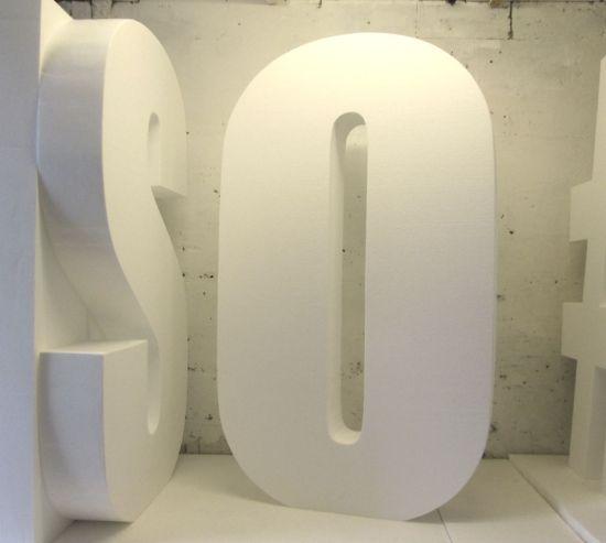big-polystyrene-lettering