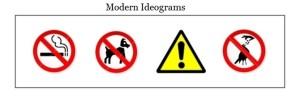 modern-ideograms