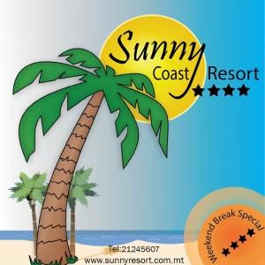 Sunny coast resort Jean