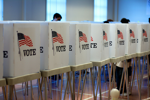 Image result for photos of voting booths