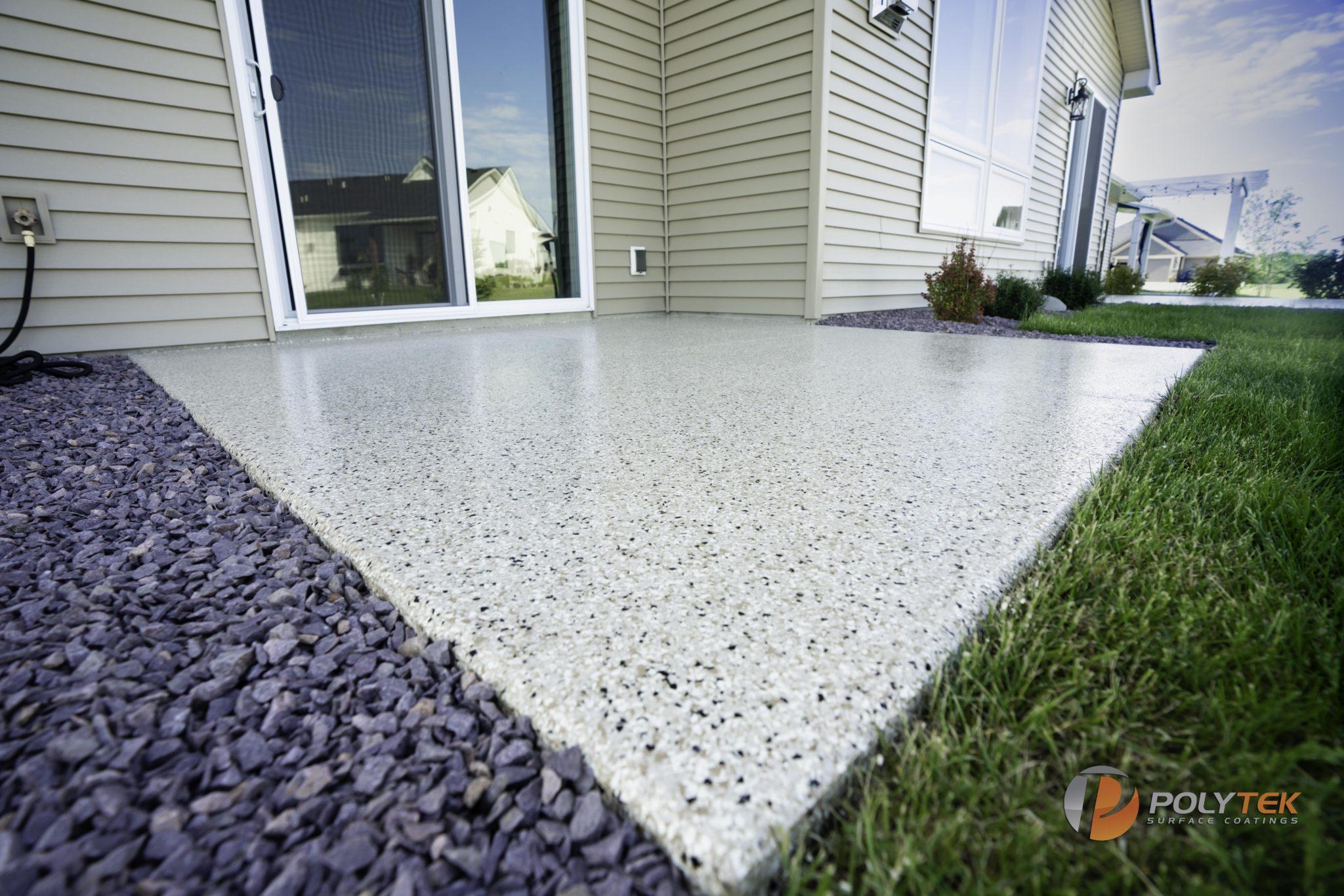 minnesota basement concrete floor coatings