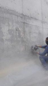Perde duvar izolasyonu hazırlık