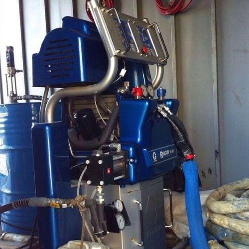 Polyurea makinesi