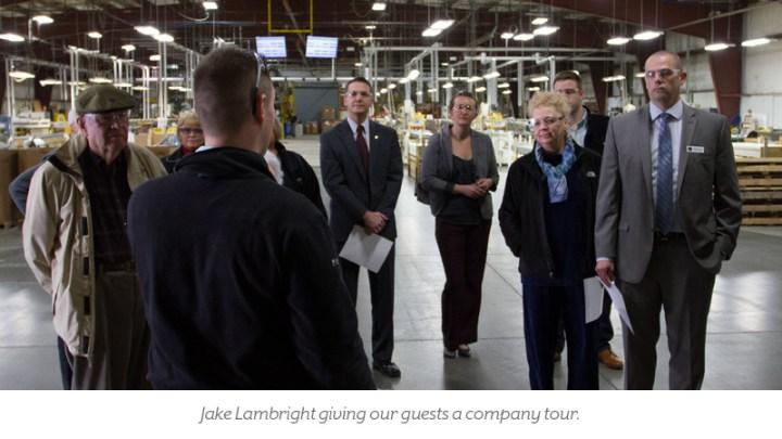 Company Tour