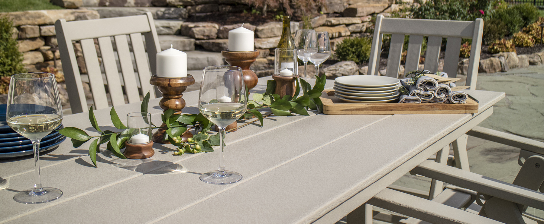defining your outdoor farmhouse style