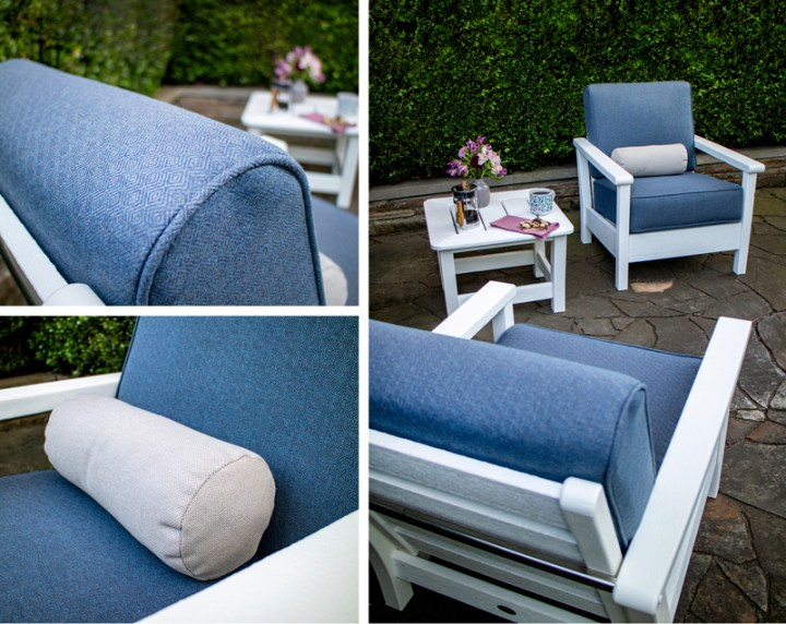 The Best Fabric For Outdoor Cushions Polywood Blog