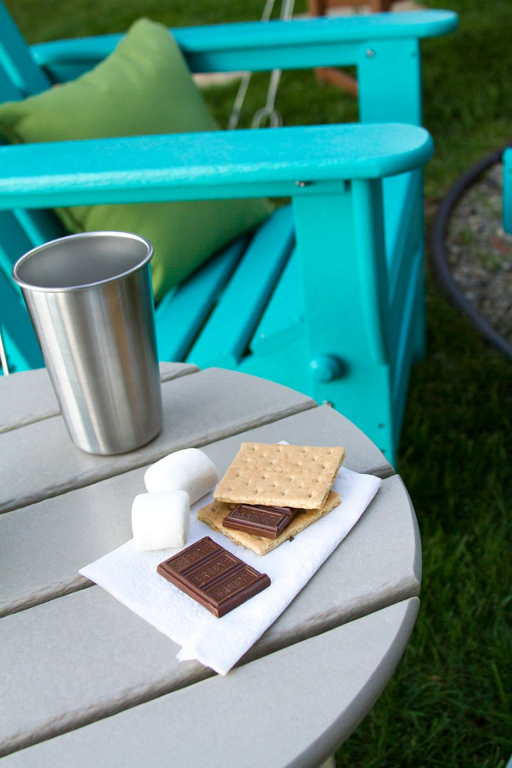 S'mores and Adirondack