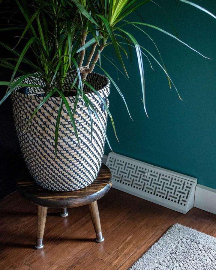 Plant Stool DIY