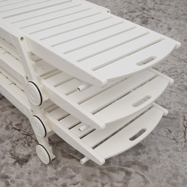 stackable outdoor chaise lounges