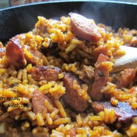 sausage jambalaya